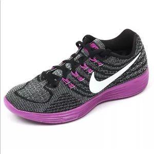 27939ca1bbd0 Nike Shoes - Nike Lunartempo 2 Black Purple Running Shoes